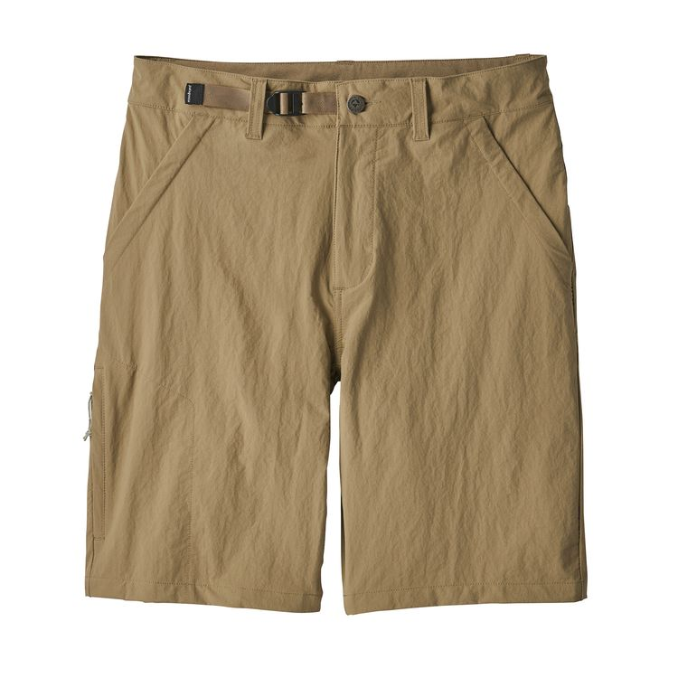 Patagonia Stonycroft Shorts for Men in Mojave Khaki
