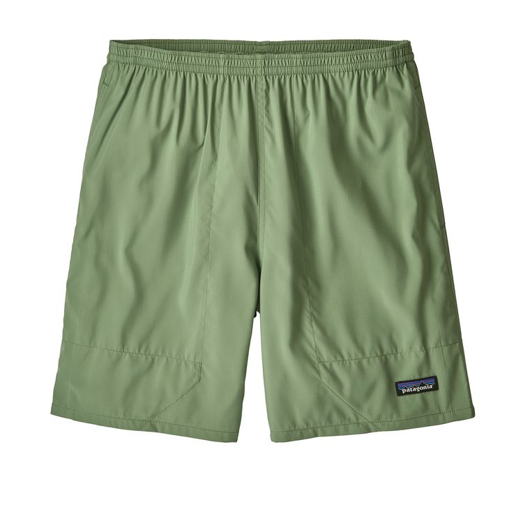 Patagonia Baggies Lights Shorts for Men in Matcha Green