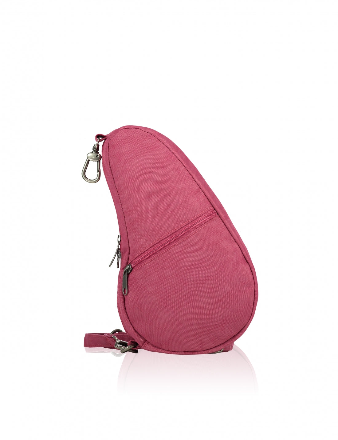 Healthy Back Bag Nylon Baglett in Cranberry