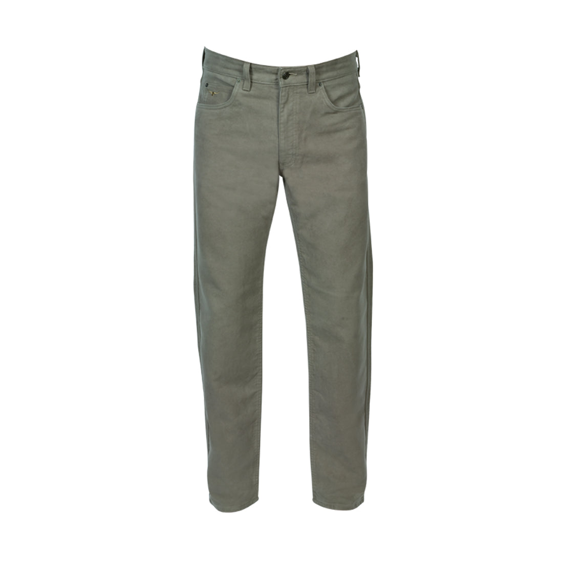 R M Williams Luxury Moleskin Trousers for Men in Doeskin
