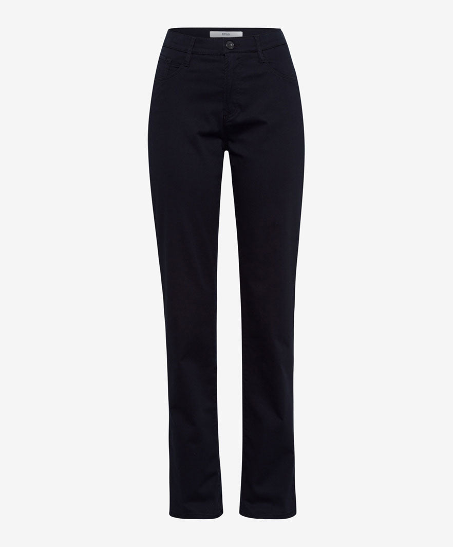 Brax Carola Trousers for Ladies in Perma Blue