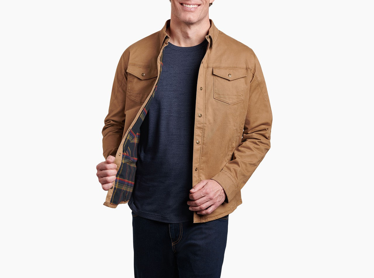 Kuhl Generator Jacket for Men in Grain