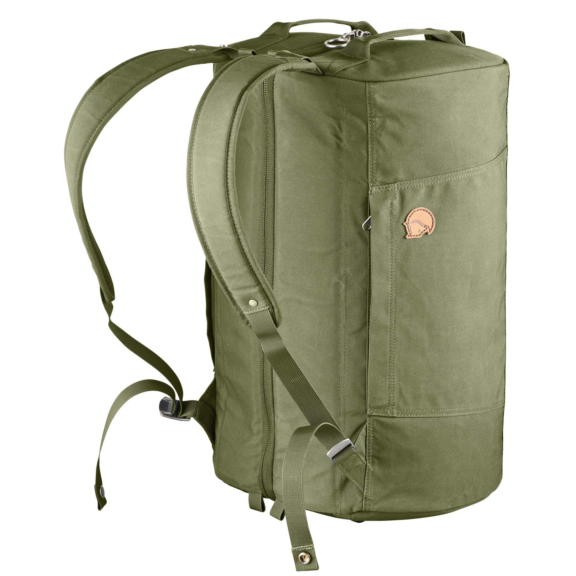 Fjallraven 35L Splitpack Bag in Green