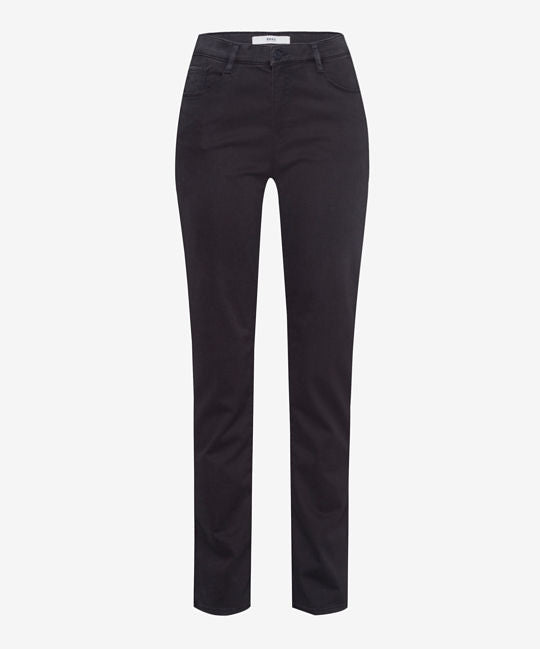 Brax Mary Trousers for Ladies in Silver Grey