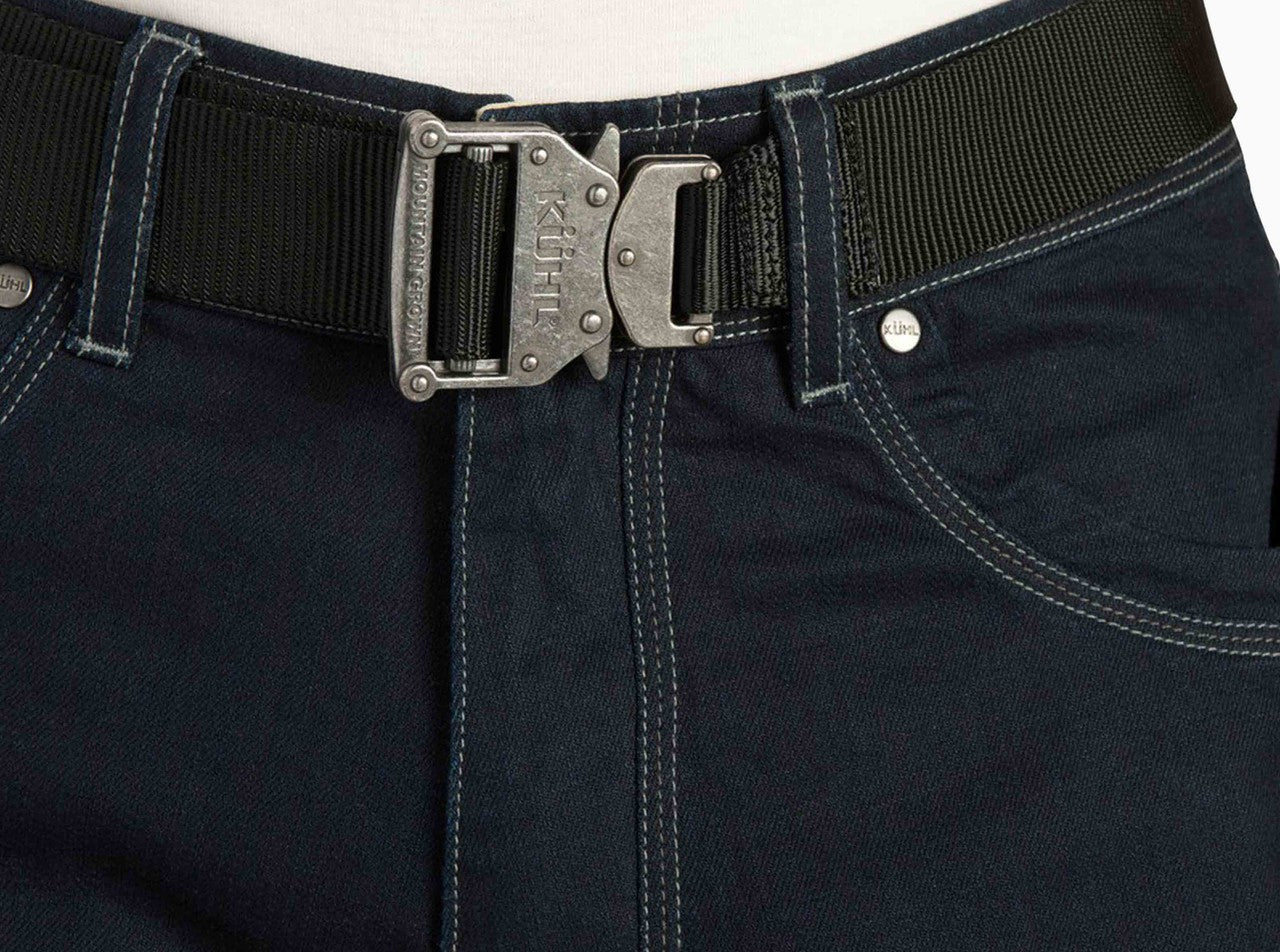 Kuhl Raid Belt for Men in Raven
