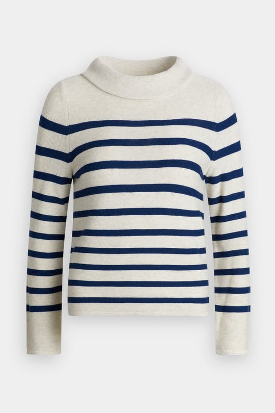 Seasalt Between Tides Jumper for Ladies in Ahoy Marine