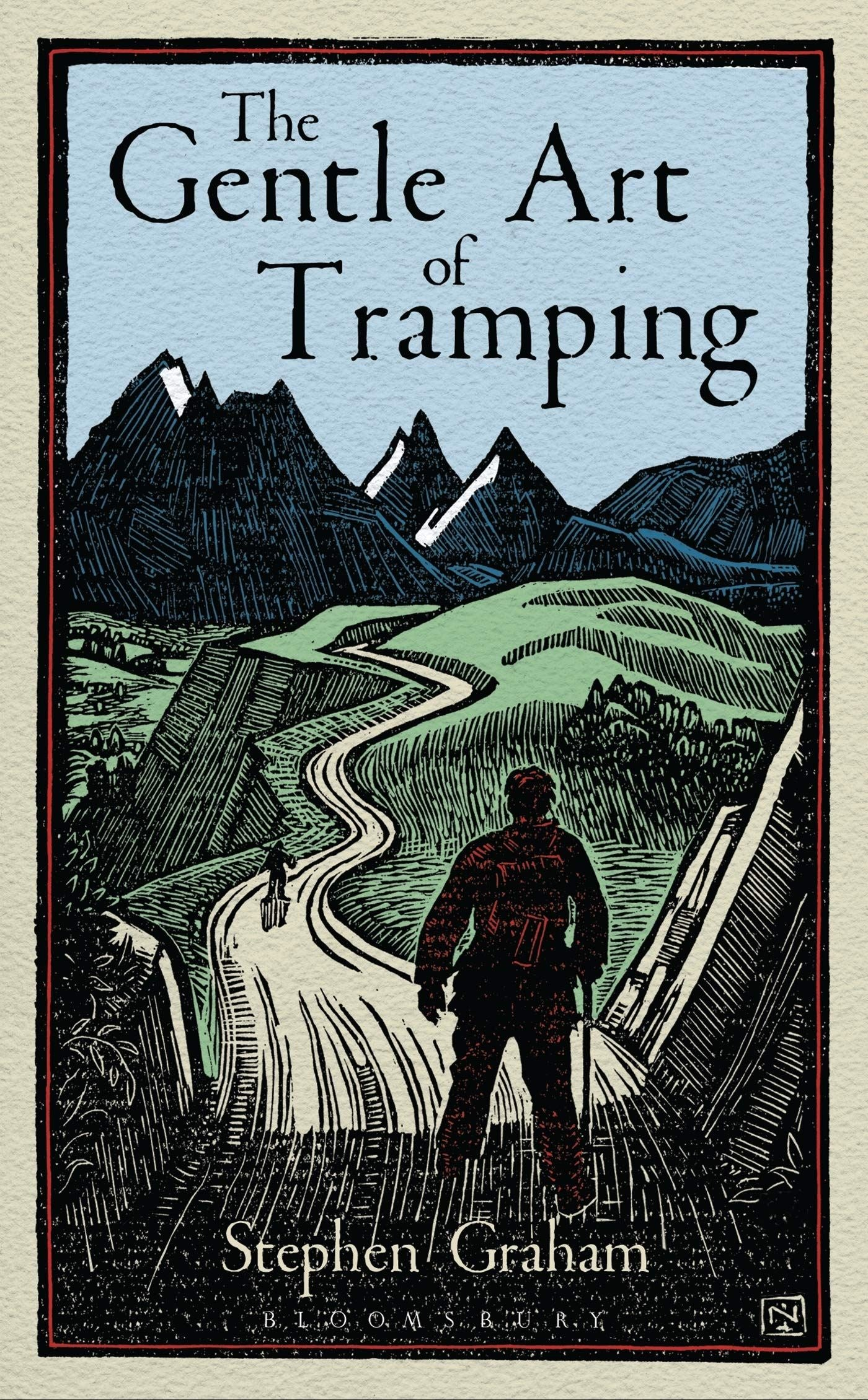 Bookspeed Gentle Art of Tramping Book by Stephen Graham