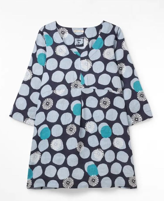 White Stuff Bailey Tunic for Ladies in Ink Navy