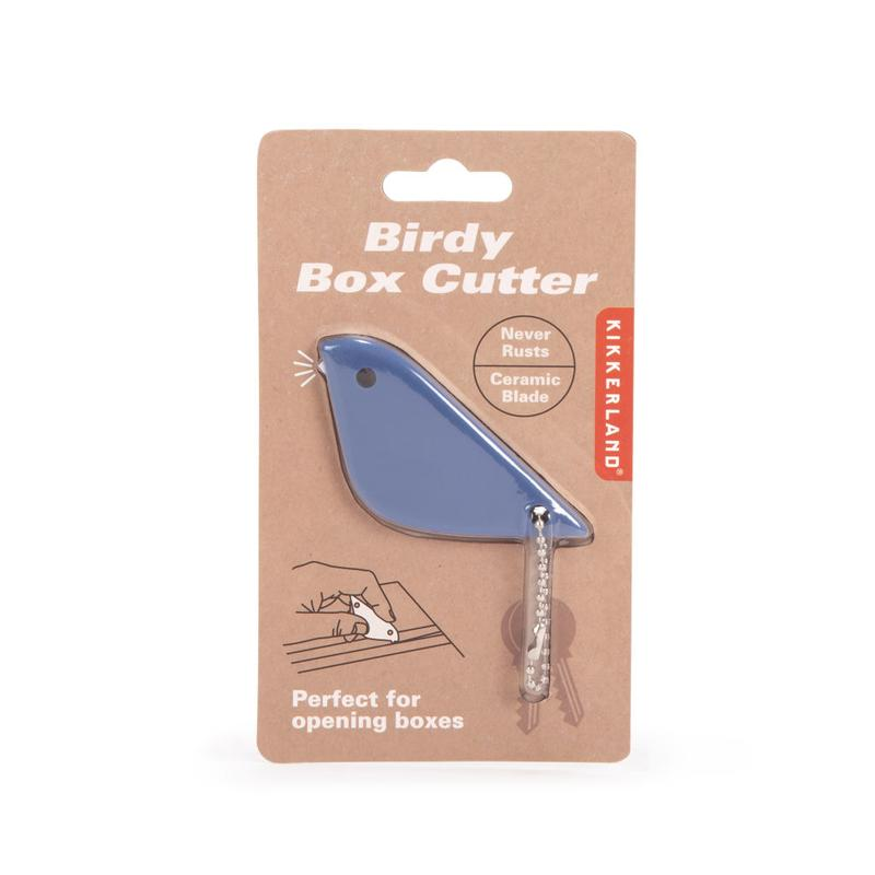 Kikkerland Bird Box Cutter