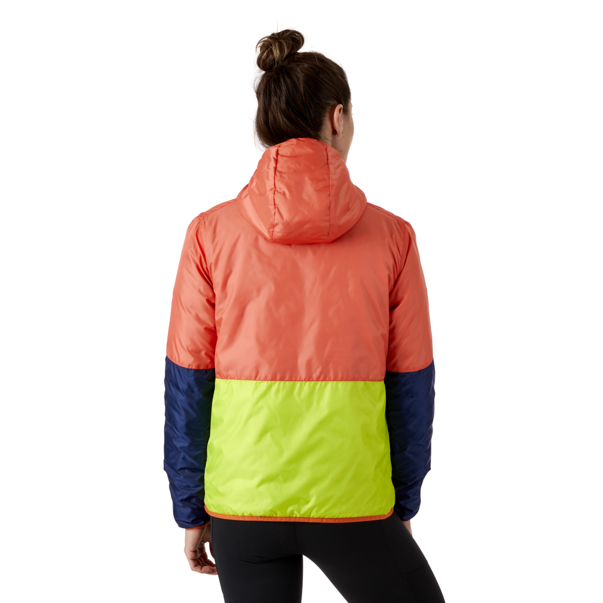 Cotopaxi Teca Calido Hooded Jacket in Super Bloom
