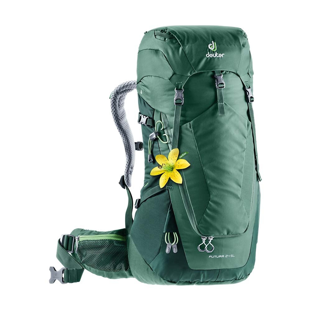 Deuter Futura 24 SL for Ladies in Seagreen / Forest