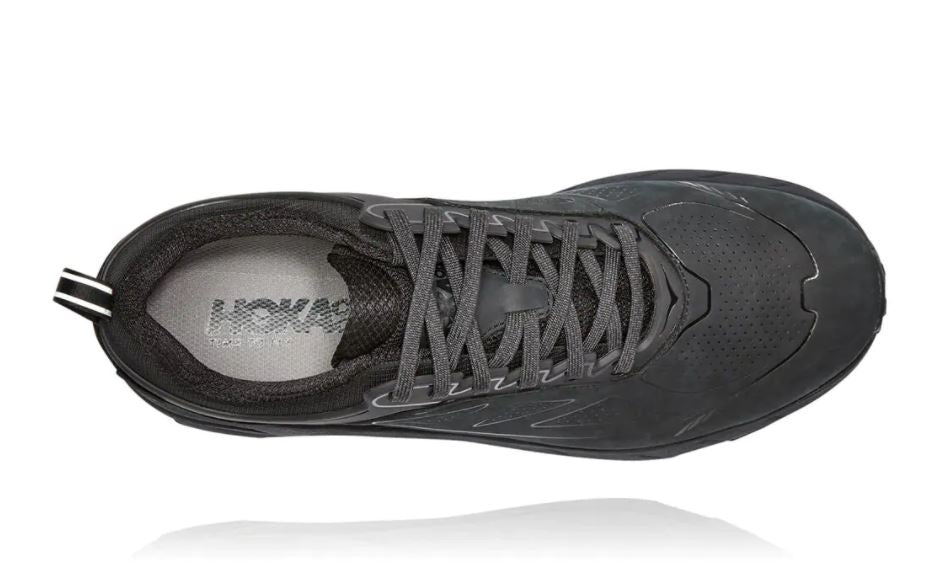 Hoka One One Challenger Low Gore-Tex Shoe for Men in Black