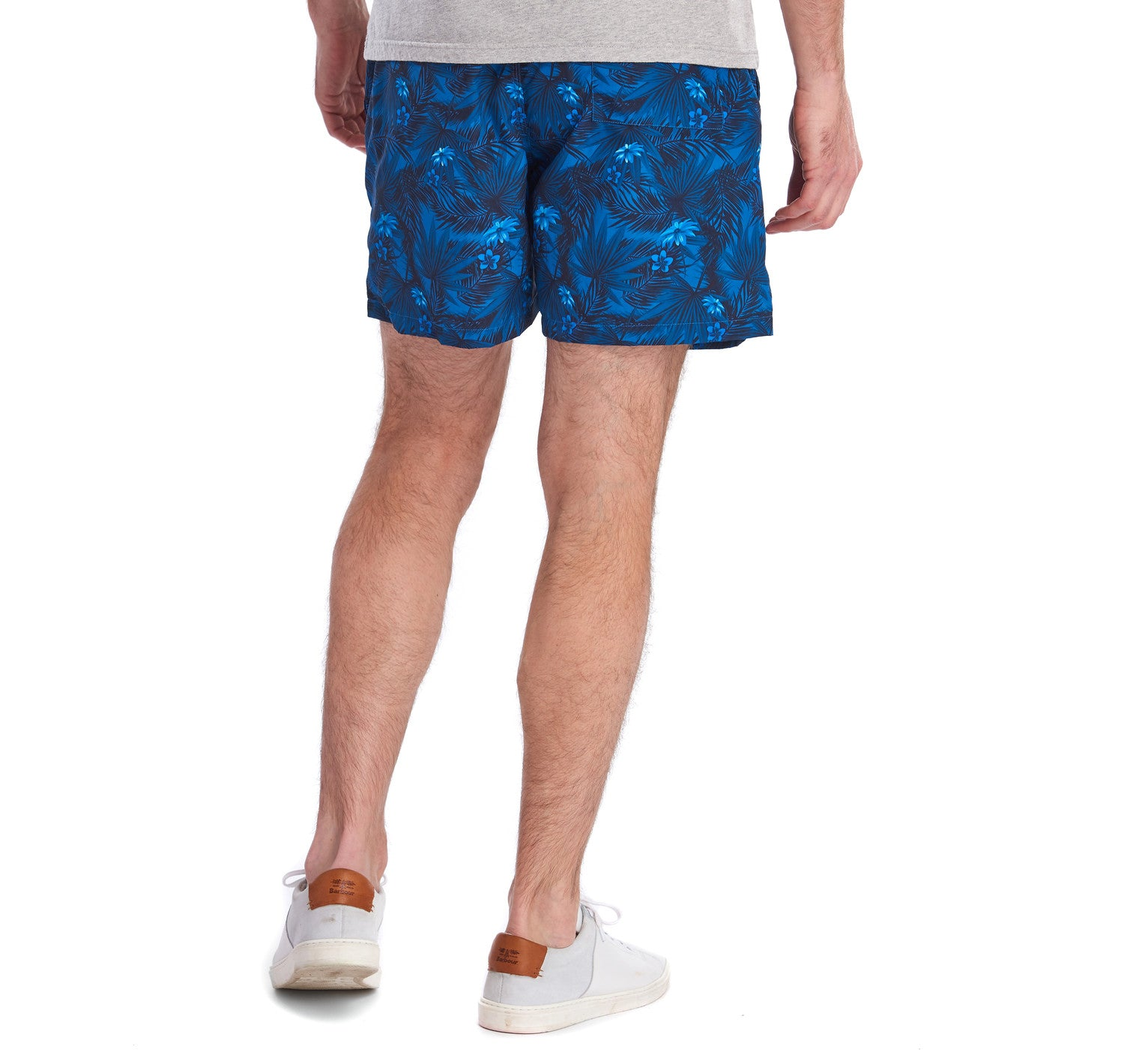 Barbour Filey Swim Shorts for Men in Blue