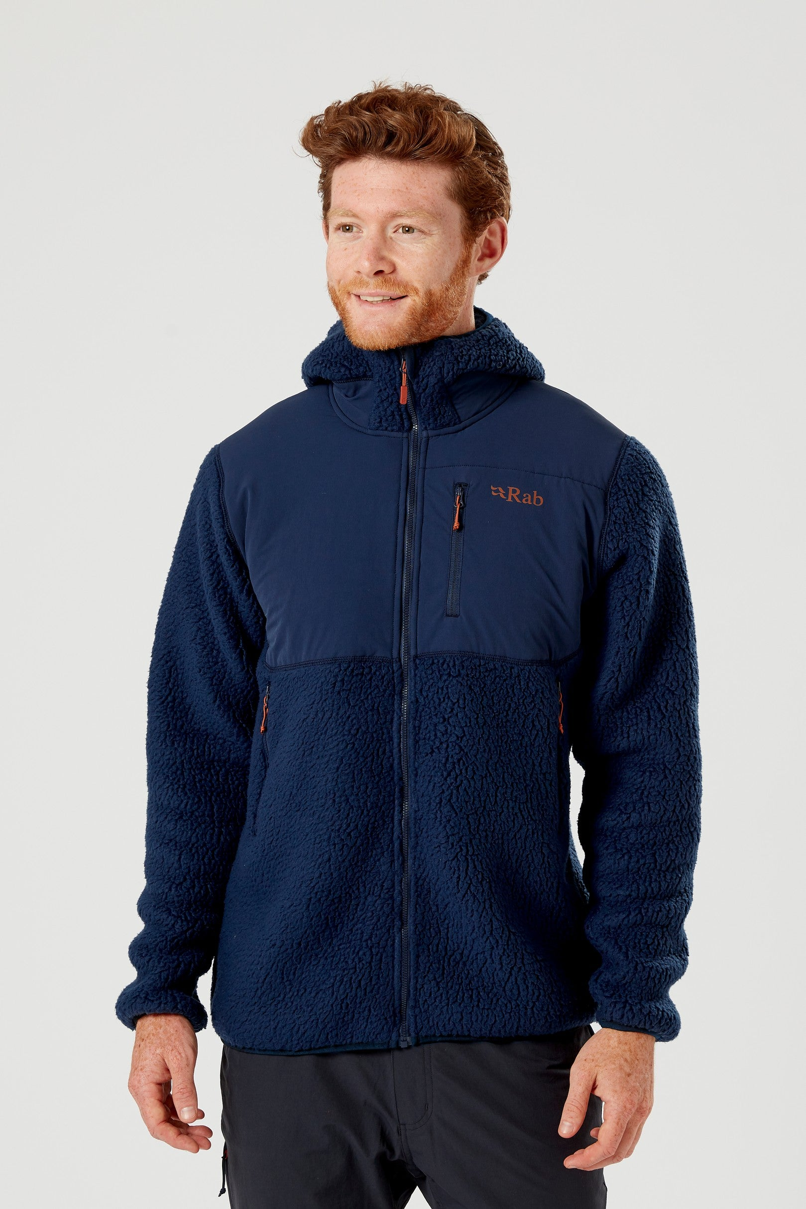 Rab Outpost Jacket for Men in Deep Ink