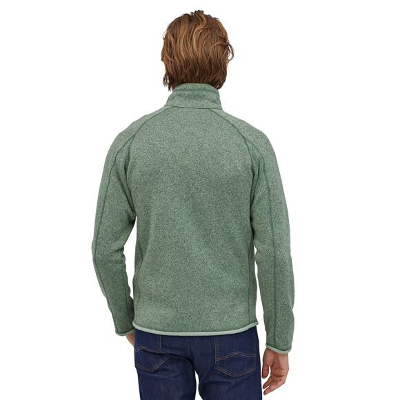 Patagonia Better Sweater Fleece Jacket for Men in Ellwood Green