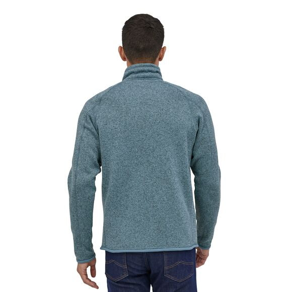 Patagonia Better Sweater Jacket for Men in Pigeon Blue