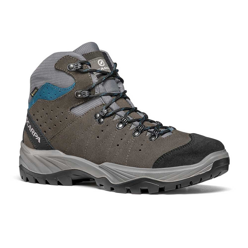 Scarpa Mistral GTX Walking Boot for Men in Anthracite Senape