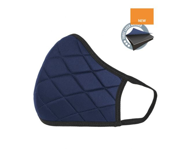 Sea To Summit Barrier Face Mask in Blue