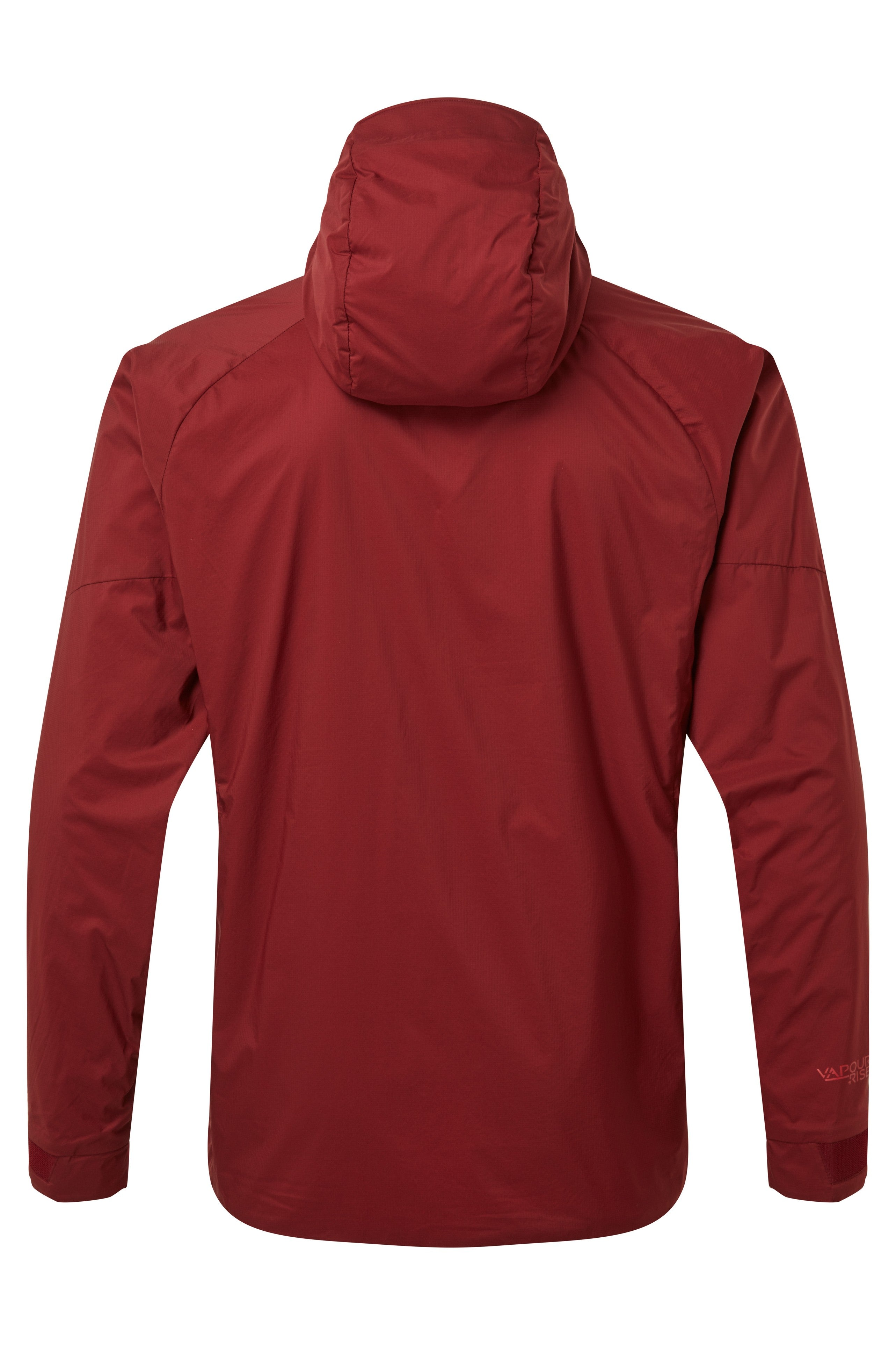 Rab VR Summit Jacket for Men in Oxblood Red