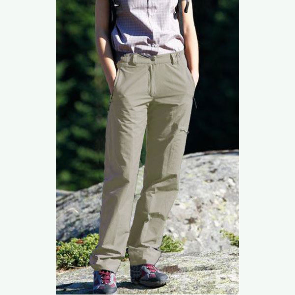 Hot Sportswear Benia Summer Walking Trouser for Ladies in Sand
