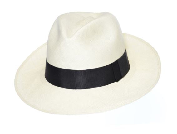 Pachacuti Classic Rollable Fedora Fine Brisa Hat in Natural