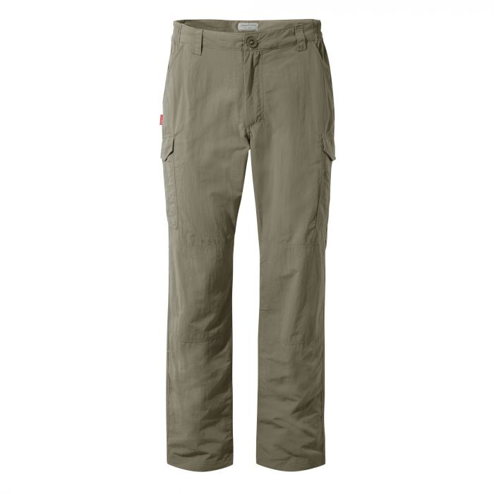 Craghoppers NosiLife Cargo II Trousers for Men in Pebble