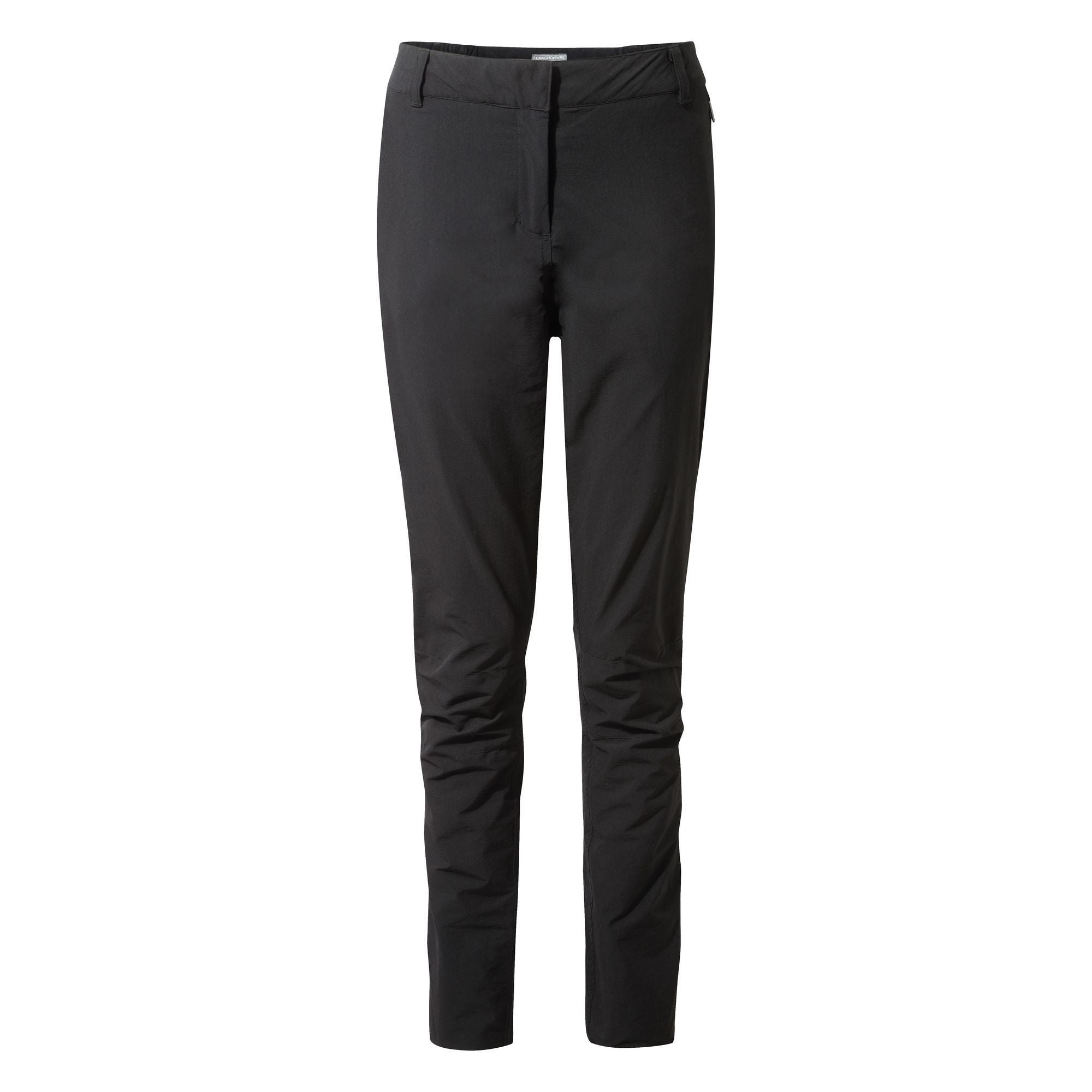 Craghoppers Kiwi Pro Waterproof Trousers for Ladies in Black