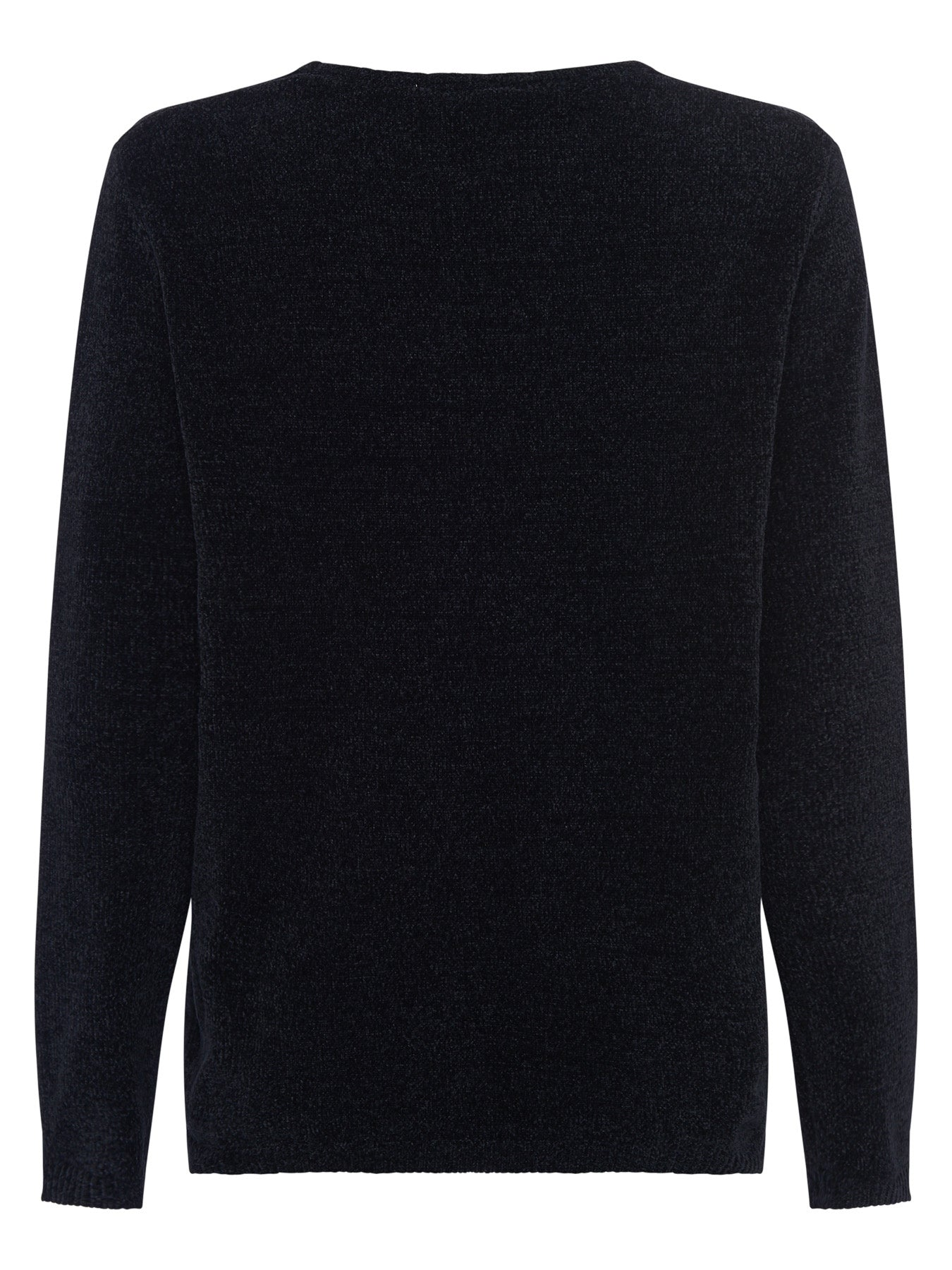 Great Plains Bethan Knit V-neck Jumper for Ladies in Black