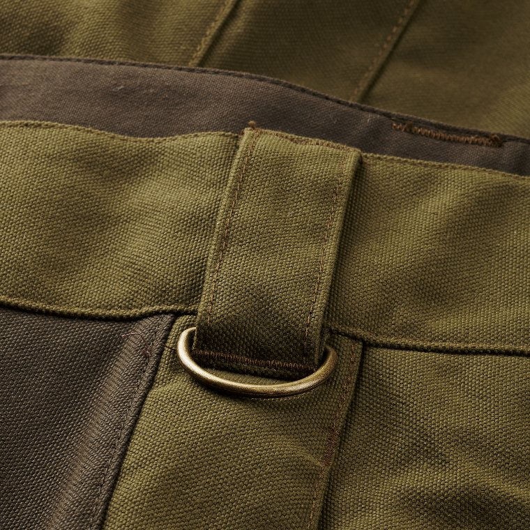 Harkila Pro Hunter X Waterproof Trousers for Men in Lake Green