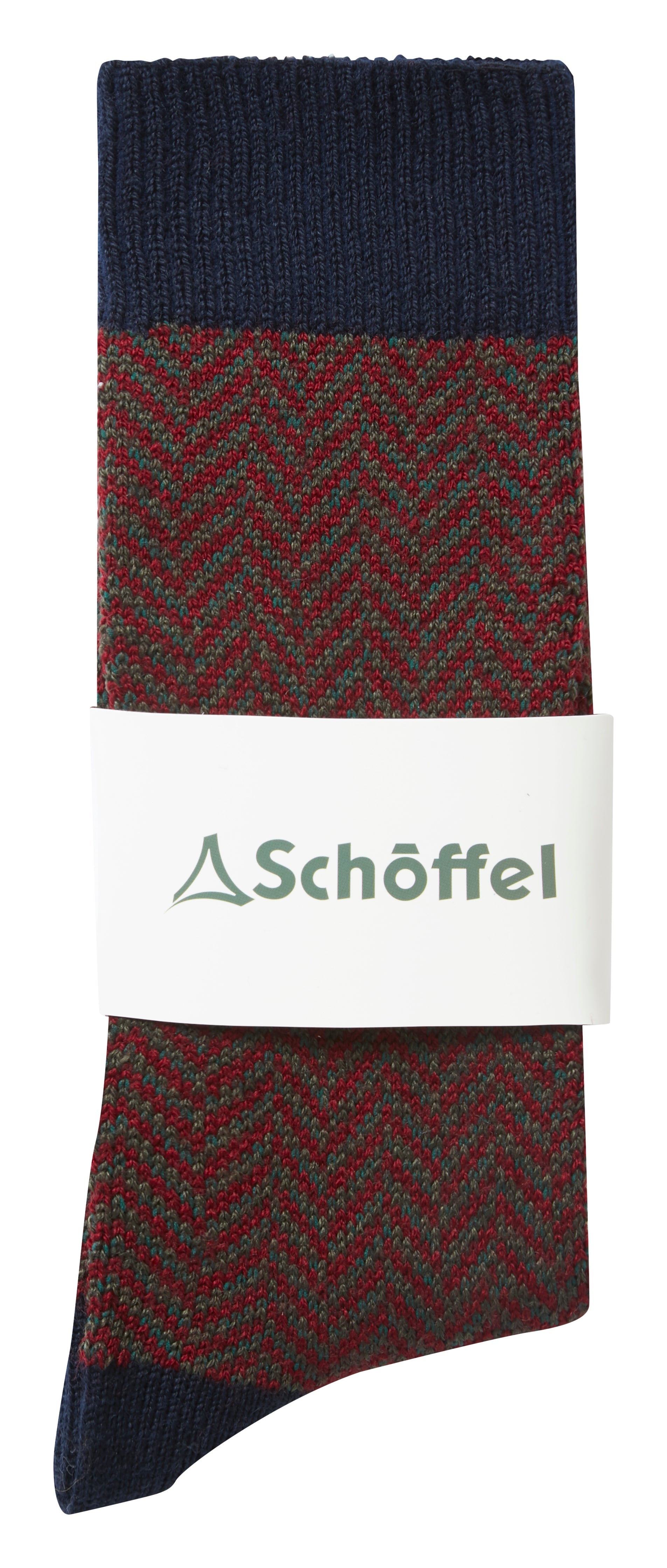 Schoffel Halkirk Socks for Men in Navy