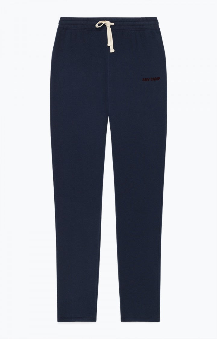 American Vintage Jogging Bottoms for Ladies in Navy