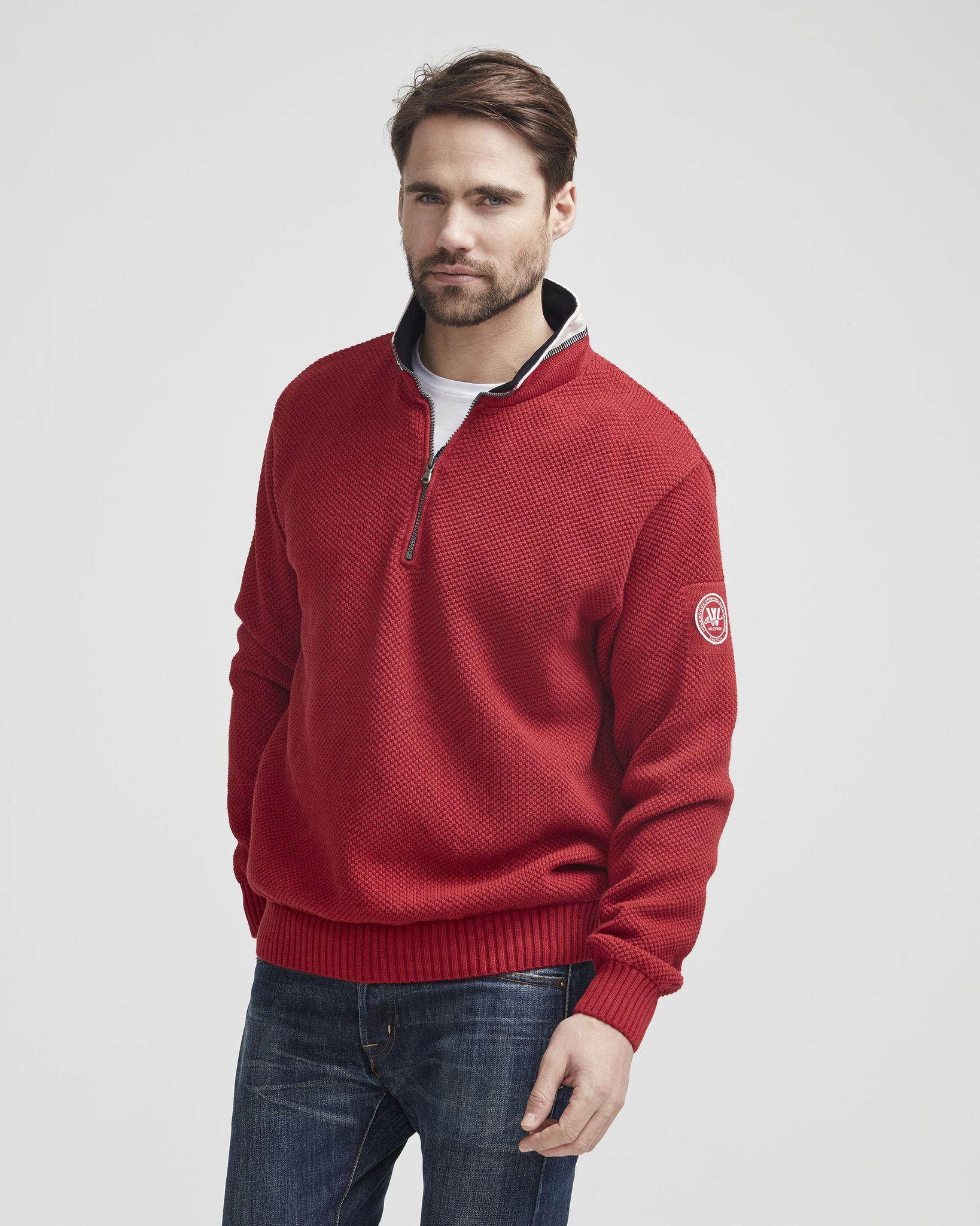 Holebrook Classic WP for Men in Red