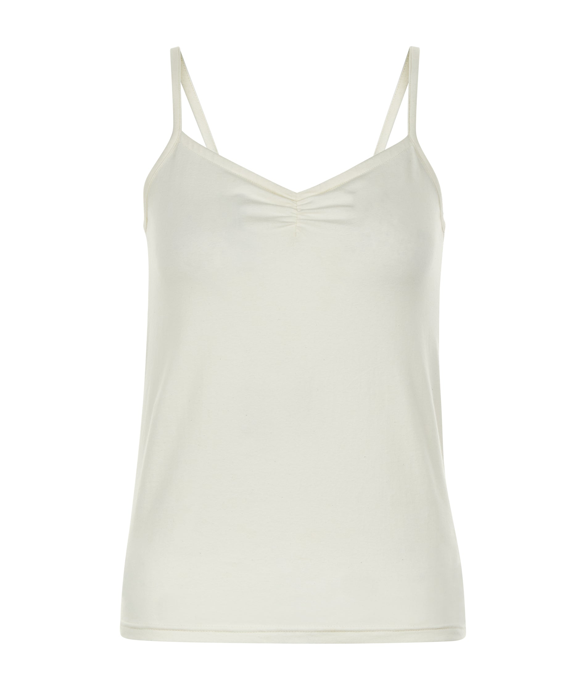 People Tree Jemma Camisole Top for Ladies in White