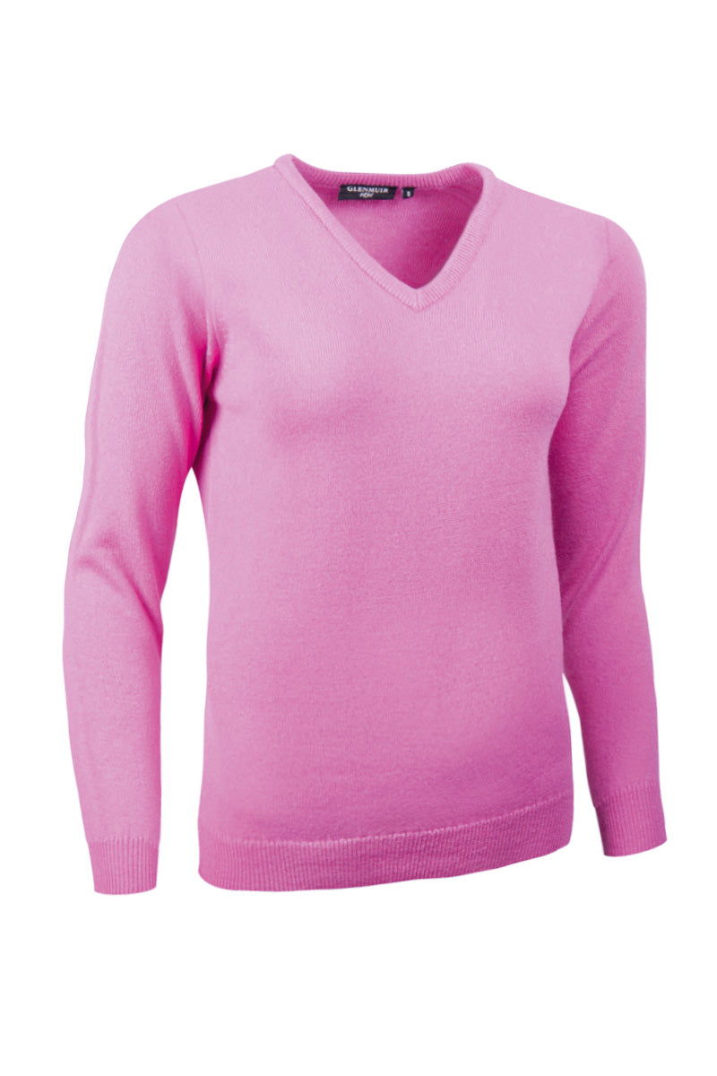 Glenmuir Nina Lambswool Sweater for Ladies in Showbiz