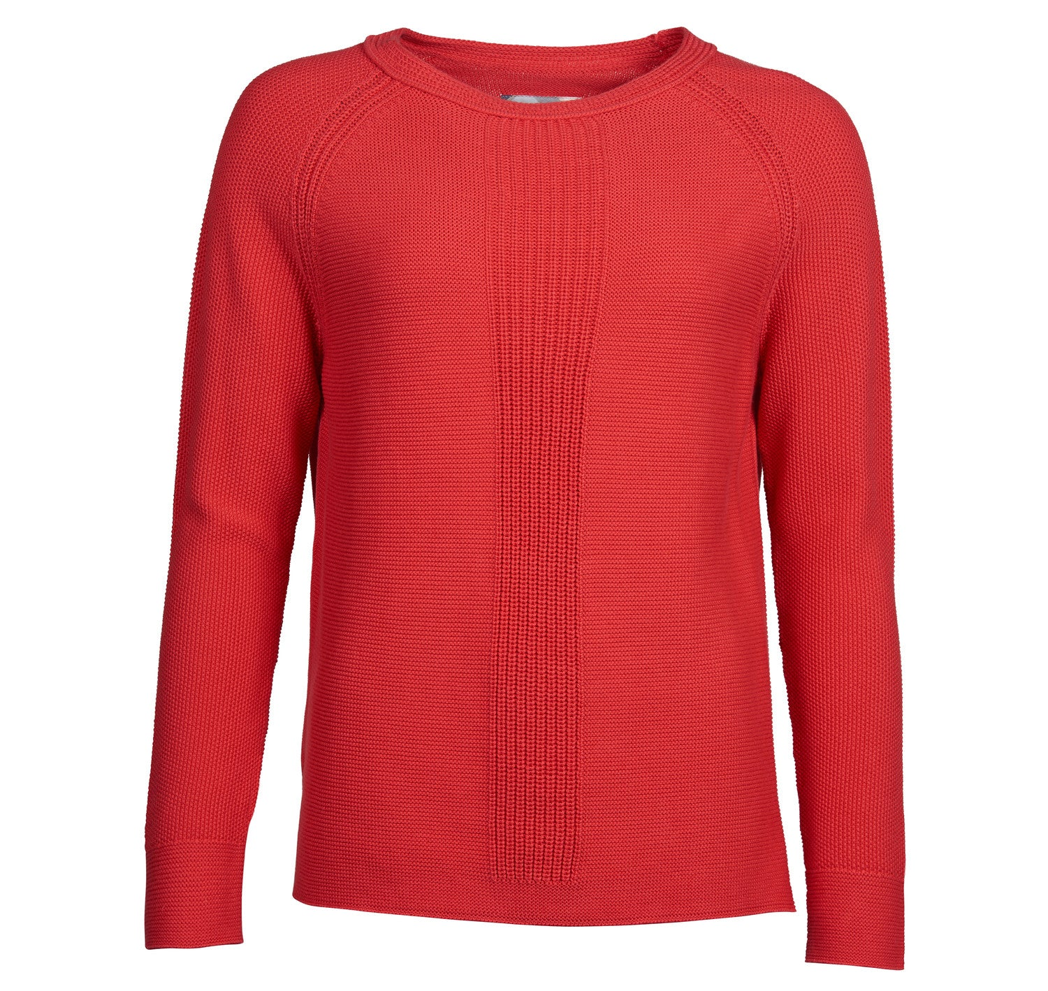 Barbour Carisbrooke Knit for Ladies in Pomegrante