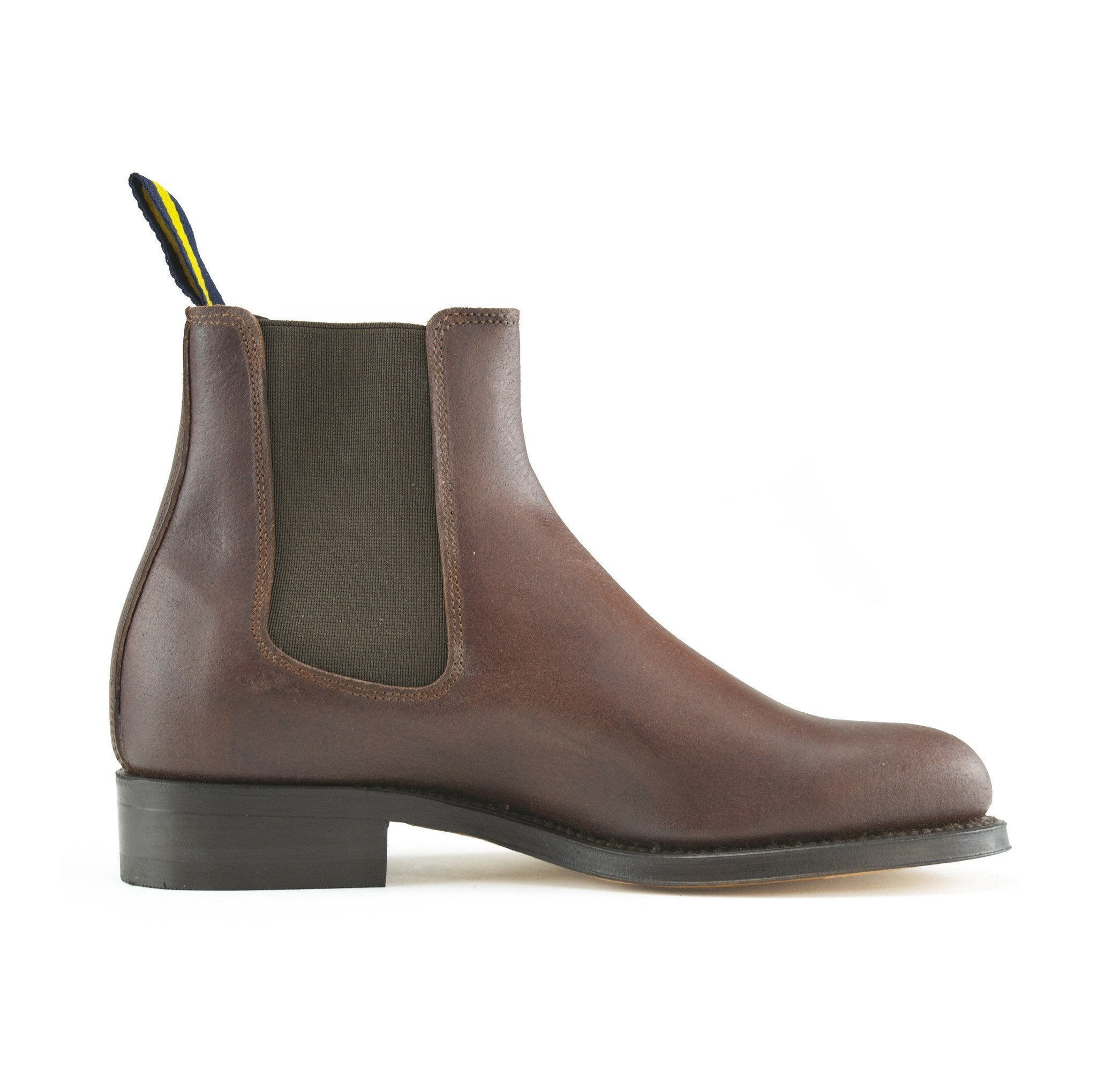 Dukes Boots Lola Boot for Ladies in Marron