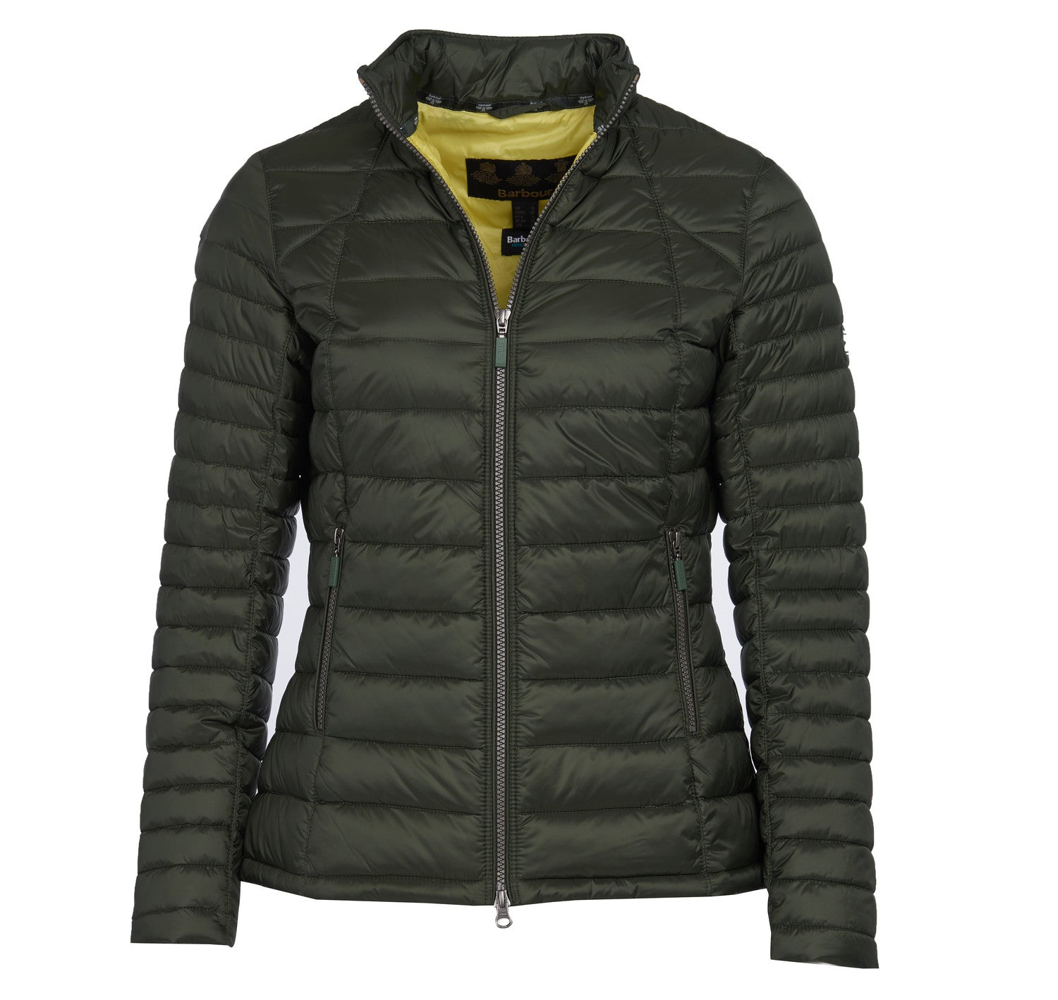 Barbour Daisyhill Quilted Jacket for Ladies in Duffle Bag