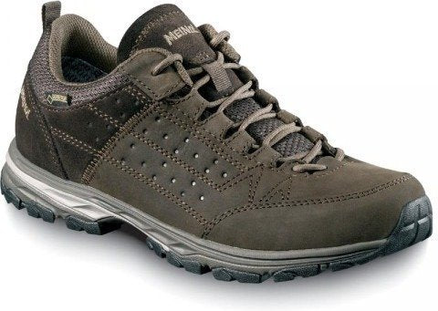 Meindl Durban GTX Walking Shoe for Ladies in Brown