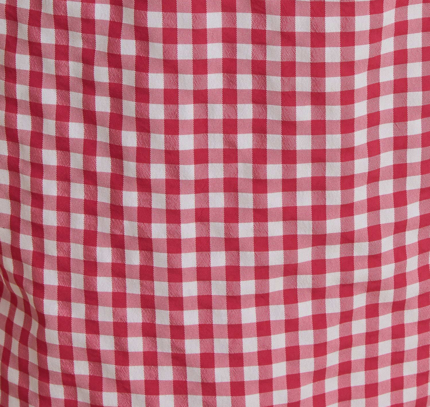 Barbour Gingham Swim Shorts for Men in Pink