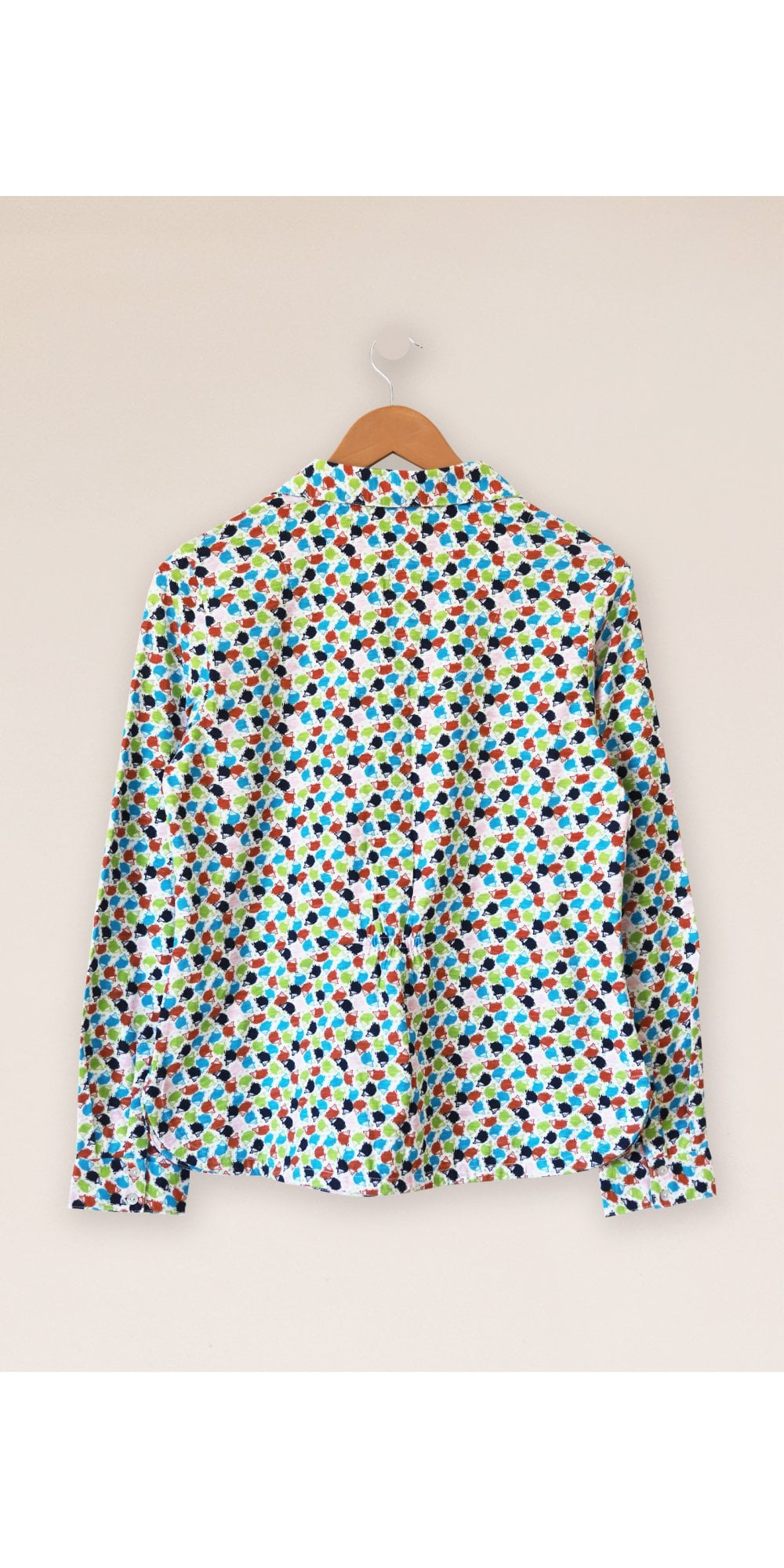 Mistral Multi Hedgehog Shirt for Ladies in Multi