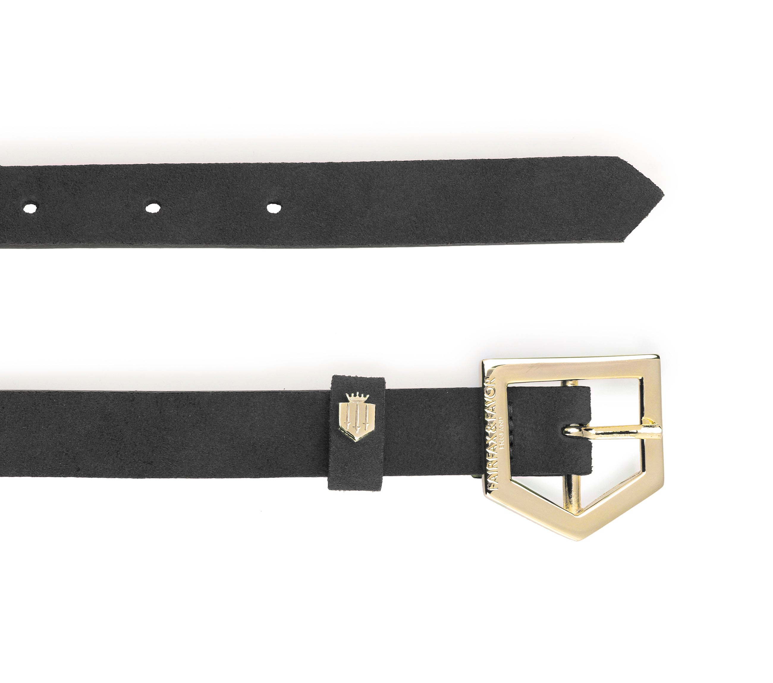 Fairfax  and  Favor Sennowe Belt for Ladies in Grey