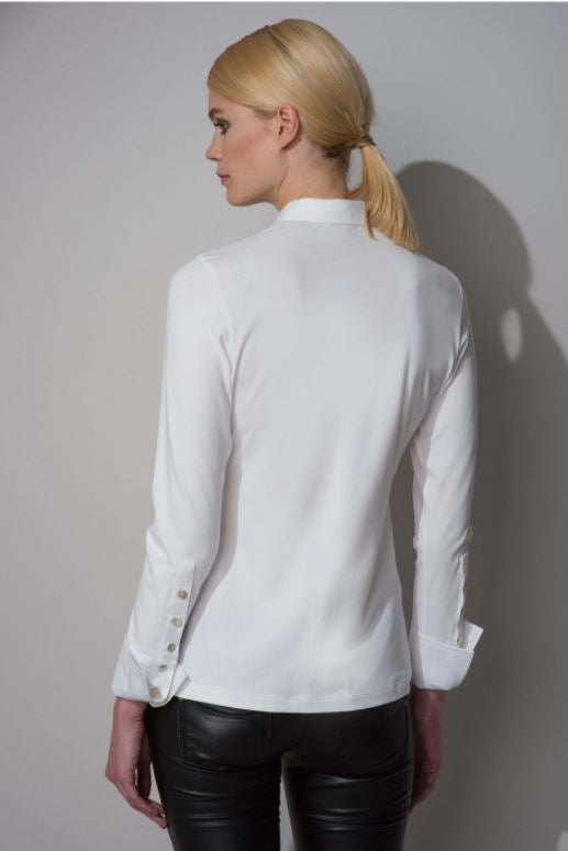 The Shirt Company Patricia Shirt for Ladies in White
