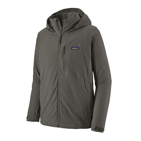 Patagonia Quandary Waterproof Jacket for Men in Forge Grey