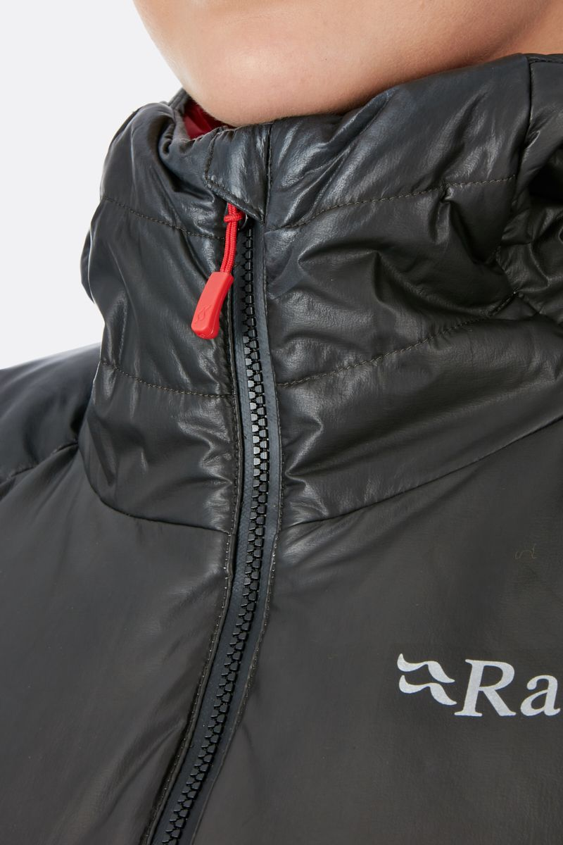 Rab Verglas Waterproof Jacket for Ladies in Anthracite