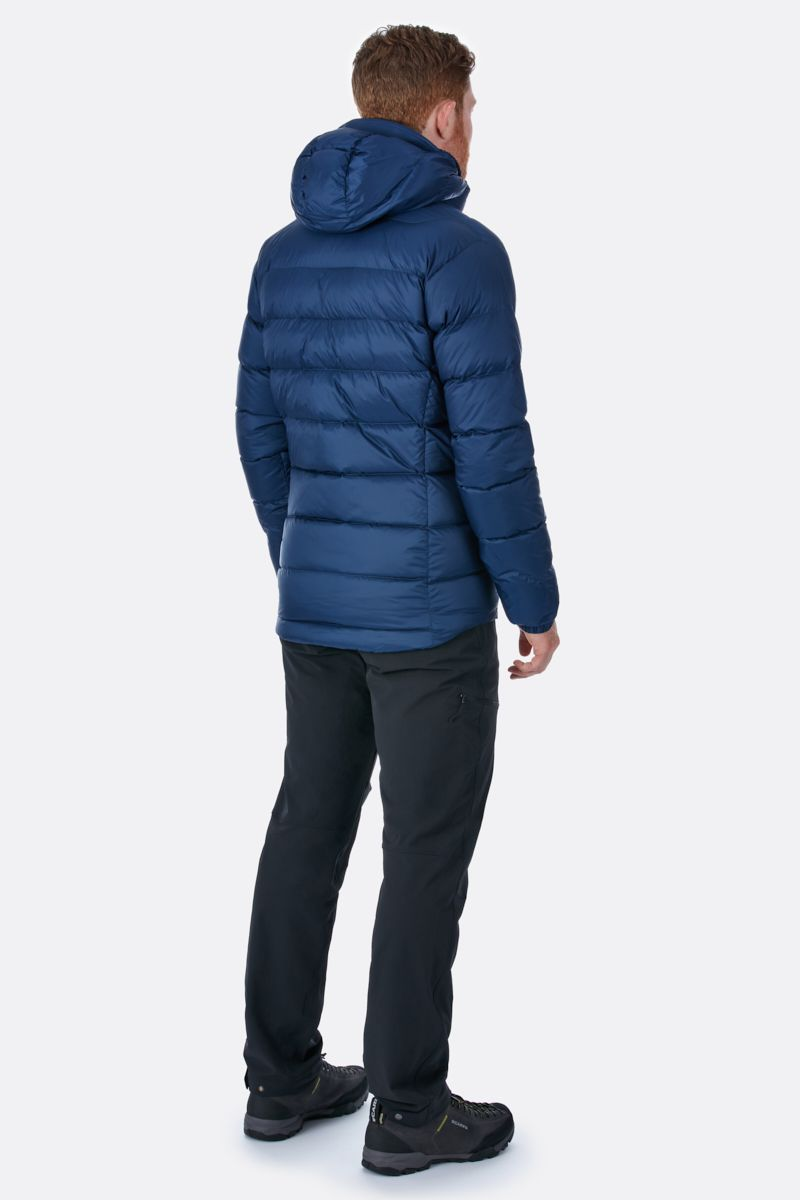 Rab Axion Quilted Jacket for Men in Deep Ink