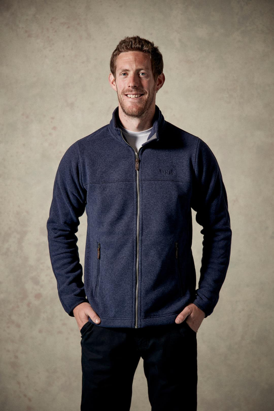 Rab Explorer Jacket for Men in Deep Denim