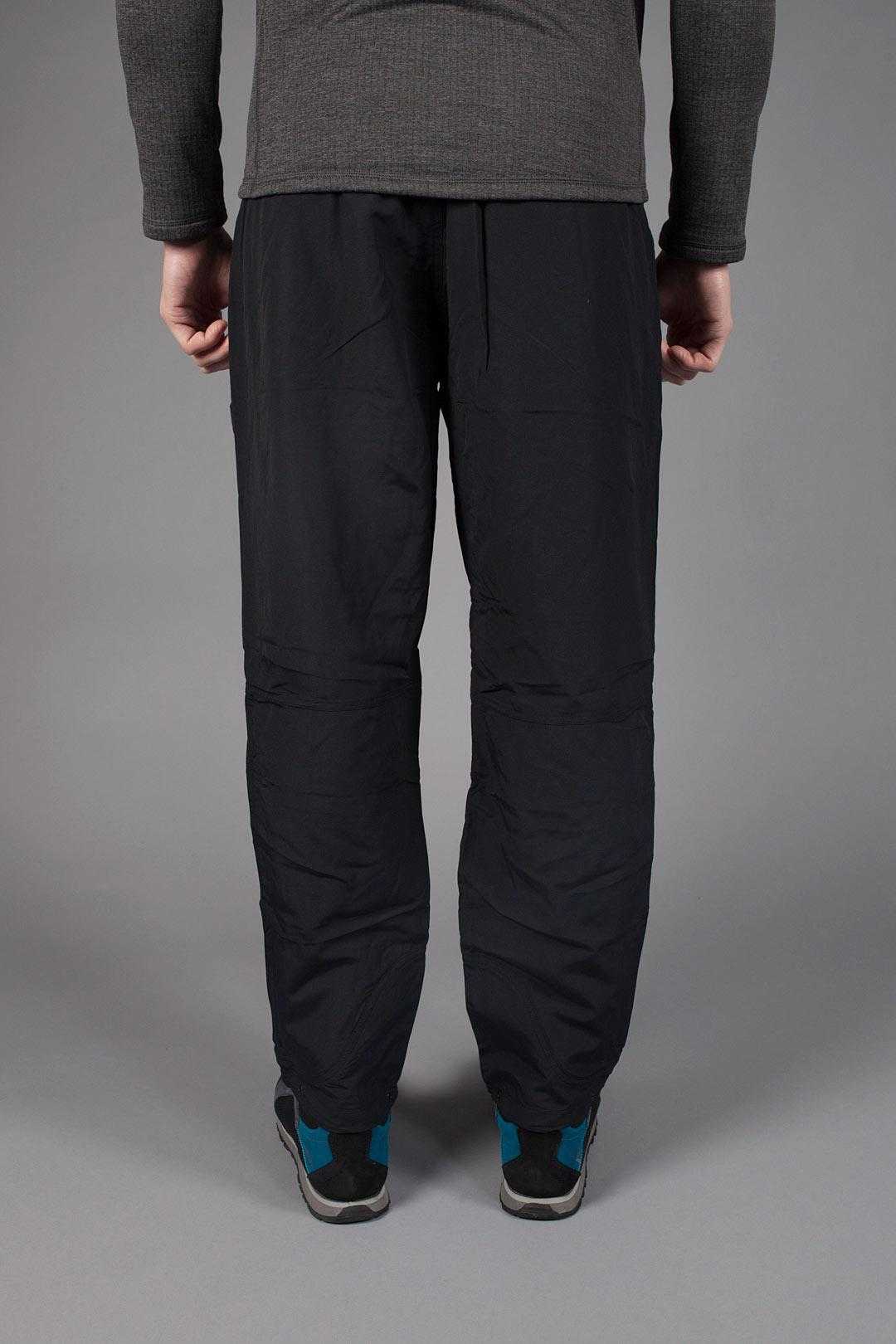 Rab Vapour-Rise Trail Trousers for Men in Black