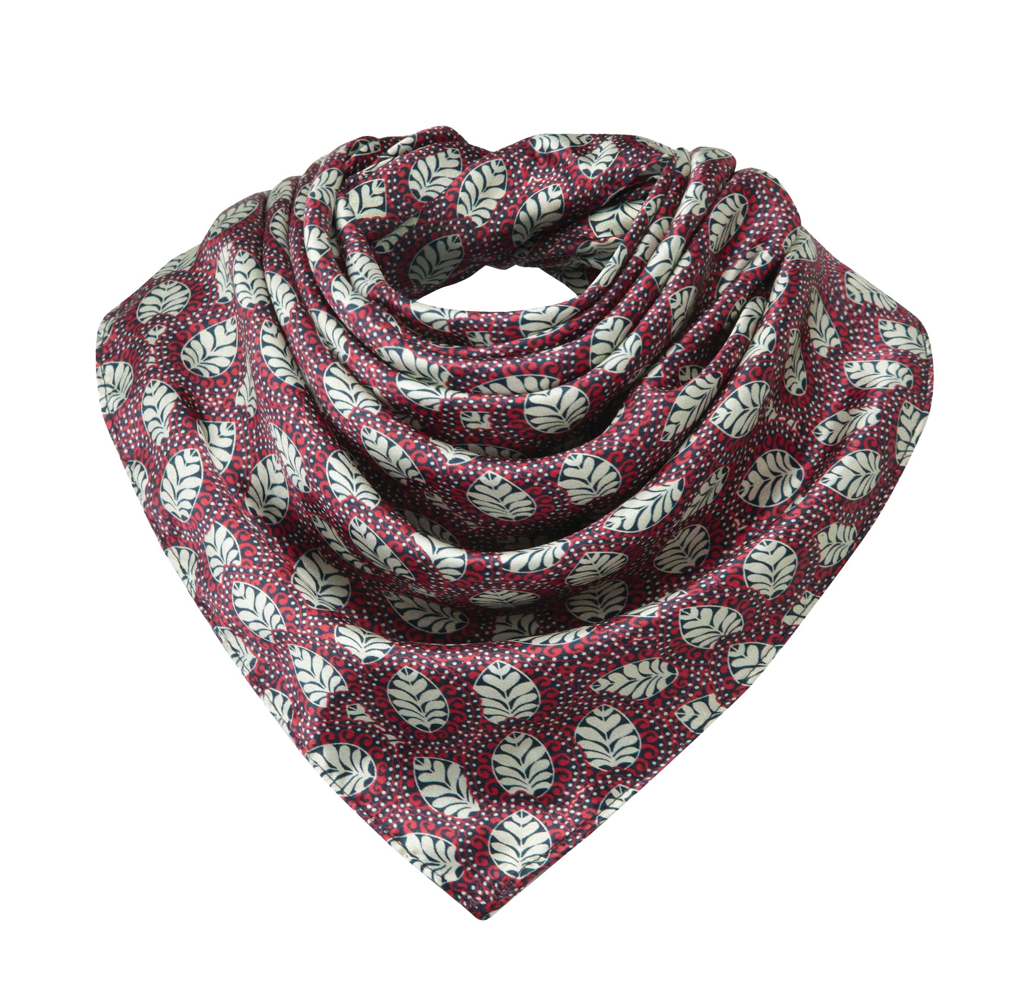 Schoffel Silk Scarf for Ladies in Multi