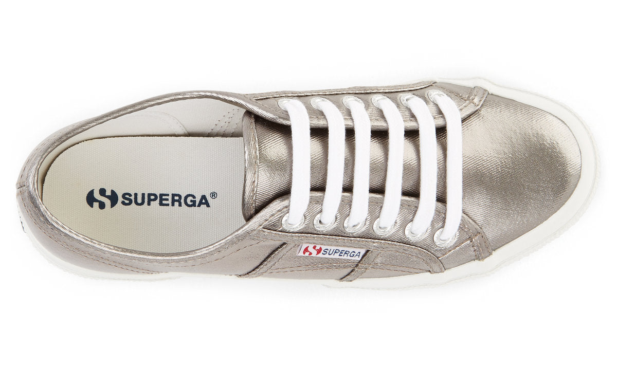 Superga Cotumetu Shoe for Ladies in Grey