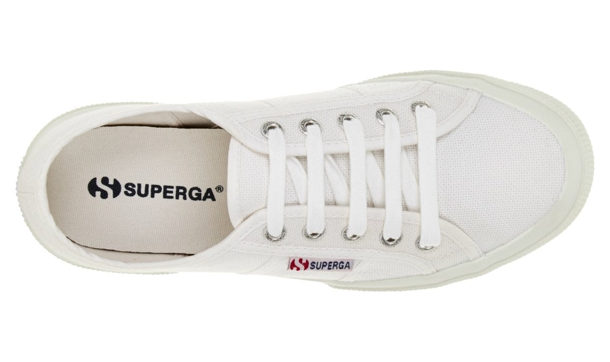 Superga Cotu Classic 2750 Shoe for Ladies in White